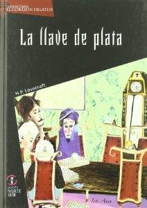 Portada de LA LLAVE DE PLATA