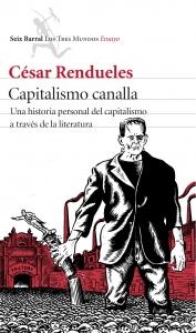 Portada de CAPITALISMO CANALLA