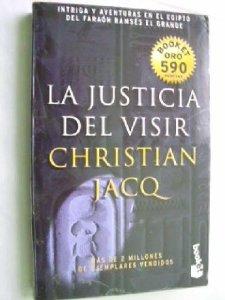 LA JUSTICIA DEL VISIR (EL JUEZ DE EGIPTO #3)