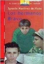 Portada de LOS HERMANOS BRAVO
