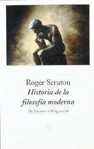 Portada de HISTORIA DE LA FILOSOFÍA MODERNA. DE DESCARTES A WITTGENSTEIN
