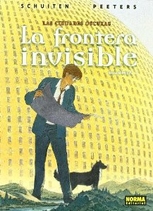 Portada de LA FRONTERA INVISIBLE (2 VOLÚMENES)