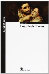 Portada de LAZARILLO DE TORMES