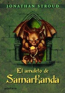 Portada de EL AMULETO DE SAMARKANDA (TRILOGIA DE BARTIMEO #1)