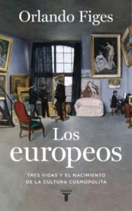 Portada de LOS EUROPEOS