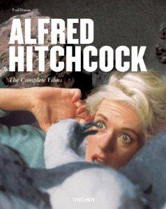 Portada de ALFRED HITCHCOCK: FILMOGRAFÍA COMPLETA