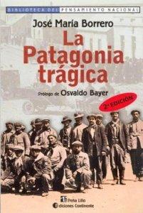 Portada de LA PATAGONIA TRÁGICA