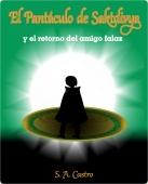 Portada de EL PANTÁCULO DE SAKTDIVYA Y EL RETORNO DEL AMIGO FALAZ (EL PANTÁCULO DE SAKTDIVYA #2)