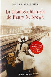 Portada de LA FABULOSA HISTORIA DE HENRY N. BROWN