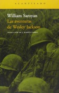 Portada de LAS AVENTURAS DE WESLEY JACKSON