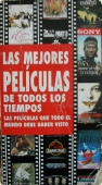 Portada de LAS MEJORES PELÍCULAS DE TODOS LOS TIEMPOS