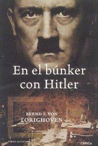 Portada de EN EL BUNKER CON HITLER