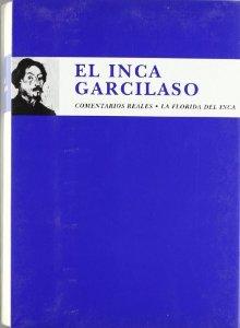 Portada de COMENTARIOS REALES; LA FLORIDA DEL INCA