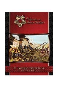Portada de EL IMPERIO ESMERALDA (L5A 3ª ED.)