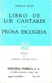 LIBRO DE LOS CANTARES