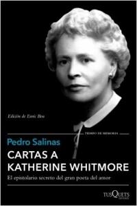 Portada de CARTAS A KATHERINE WHITMORE