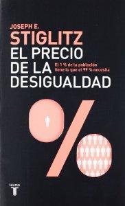 Portada de EL PRECIO DE LA DESIGUALDAD
