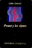 Portada de PROUST Y LOS SIGNOS