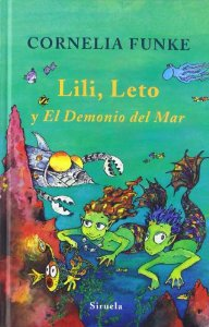 Portada de LILI, LETO Y EL DEMONIO DEL MAR