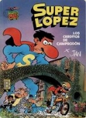 LOS CERDITOS DE CAMPRODÓN (SUPERLÓPEZ#16)