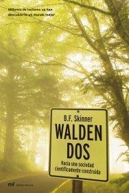 Portada de WALDEN DOS