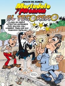 EL TESORERO (MAGOS DEL HUMOR #167)
