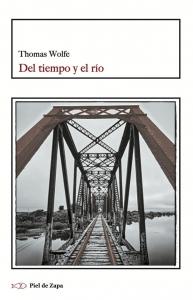 Portada de DEL TIEMPO Y DEL RÍO