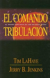 Portada de EL COMANDO TRIBULACIÓN (DEJADOS ATRÁS #   2