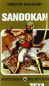 Portada de SANDOKAN