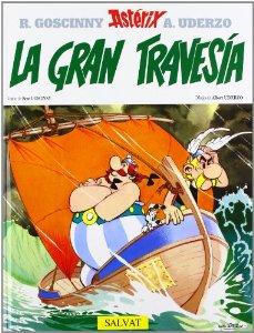 LA GRAN TRAVESÍA (ASTÉRIX #22)