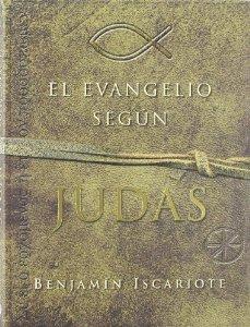 Portada de EL EVANGELIO SEGÚN JUDAS