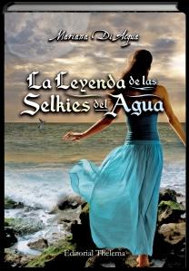 Portada de LA LEYENDA DE LAS SELKIES DEL AGUA (LOS CUATRO ELEMENTOS # 3)