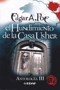 Portada de EL HUNDIMIENTO DE LA CASA USHER