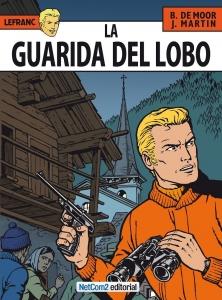 LA GUARIDA DEL LOBO (LEFRANC#4 )