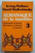 Portada de ALMANAQUE DE LO INSÓLITO VOL. 3