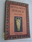 Portada de MITOLOGÍA NÓRDICA
