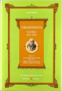 Portada de CORRESPONDENCIA. VOLUMEN I (1847-1861)