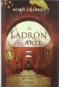 Portada de EL LADRÓN DE ARTE