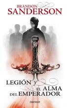 LEGIÓN Y EL ALMA DEL EMPERADOR (LEGIÓN #1)