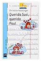 Portada de QUERIDA SUSI. QUERIDO PAUL