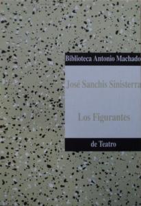 Portada de LOS FIGURANTES