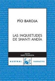 Portada de LAS INQUIETUDES DE SHANTI ANDÍA