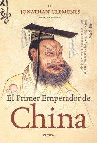 Portada de EL PRIMER EMPERADOR DE CHINA