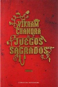 Portada de JUEGOS SAGRADOS