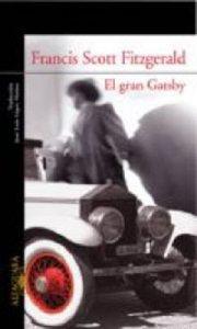 Portada de EL GRAN GATSBY