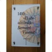 Portada de 1492: EL AÑO ADMIRABLE
