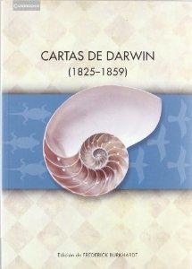 Portada de CARTAS DE DARWIN (1825-1859)