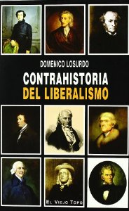 Portada de CONTRAHISTORIA DEL LIBERALISMO
