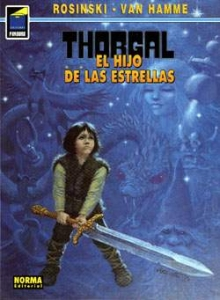 THORGAL. EL HIJO DE LAS ESTRELLAS (THORGAL#7)