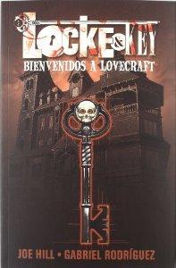 Portada de LOCKE AND KEY: BIENVENIDOS A LOVECRAFT (LOCKE AND KEY#1)